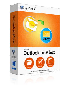 Outlook to MBOX Box