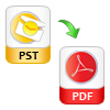 Complete Conversion from PST to PDF