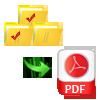 Convert Outlook Folder to PDF
