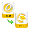 Olm to Outlook PST migration
